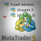 Expert Advisors Trends and MetaTrader 5