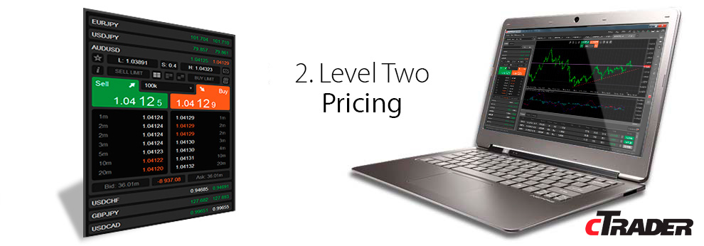 Level Two Pricing